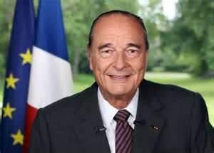 ジャック=シラク大統領「さよなら演説」