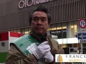 オリーヴ系無所属・藤島利久「大阪市長候補」演説【2014 03 20】