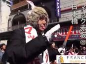 マック赤坂が大阪コスプレイベントにてヲタ芸+スマイルダンスを披露【2014 03 21】