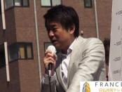 橋下徹がマック赤坂を徹底批判 2014 03 19