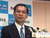 細川&小泉連合と方向は同じ-大畠章宏「民主党」幹事長