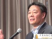 海江田万里・代表が民主党大学プレイベントにて基調講演