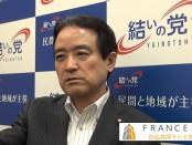 原発ゼロと既得権打破で野党再編を-江田憲司・代表に聞く