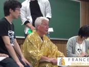 マック赤坂が大喜利でギャグ9連発@東京大学五月祭