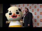ちっちゃいおっさんが仏語を交えギャグ連発@Japan Expo 来日記者会見
