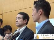 細野豪志・元環境相と講演 江田憲司・代表が海江田氏と会談へ