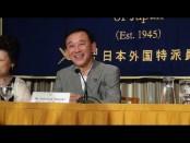 「ヘイトスピーチは恥ずべきこと」谷垣禎一・法務相が憎悪表現を批判@日本外国特派員協会