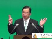 「亡国の政治」と決別し、未来に責任を負う新しい政治を-志位和夫「日本共産党」委員長が講演