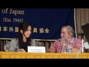 「動物の不幸ゼロ社会の実現を」-杉本彩さんが講演@日本外国特派員協会