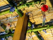 「ちゃりちゃり、ちゃりちゃり」涼の音が響き渡る。江戸風鈴の夏、東京駅。【2014.08.03】