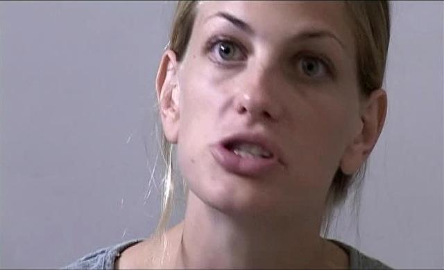 虐殺事件の実行犯の妻を演ずる女優を選ぶオーディション