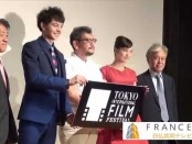 庵野秀明・監督がトークショー-東京国際映画祭オープニング会見 が開催