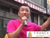 被曝・原発・戦争・移民・メディア・解散-山本太郎「新党ひとりひとり」党首が街宣キャラバンを開始