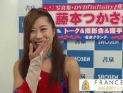 女子プロレスの美神・藤本つかさ選手にインタビュー