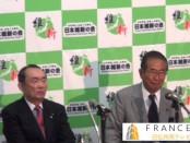 平沼赳夫「次世代の党」党首が傲岸不遜な橋下徹・大阪市長の非礼を指弾
