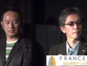 早織さん、伊藤洋三郎さんらが映画『100円の恋』上映前に舞台挨拶
