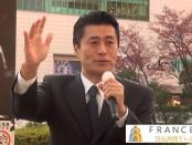 【総選挙2014】700億円あれば小中学校35人学級が実現できる-細野豪志「民主党」元幹事長が訴え