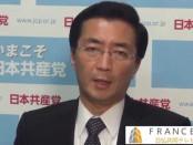 景気悪化は増税不況-山下芳生「日本共産党」書記局長