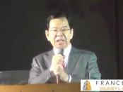 未来に希望が持てる新しい政治を創る-志位和夫「日本共産党」委員長が衆院解散当日に街頭演説