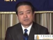 【総選挙2014】維新の党は民間の活力と地域の底力を十二分に発揮させる-江田憲司・代表が日本外国特派員協会にて講演