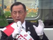 【総選挙2014】「自公」分離を-田母神俊雄「次世代の党」副党首