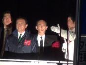 【総選挙2014】安倍晋三・首相&麻生太郎・財務相、最後の訴え