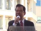 【総選挙2014】志位和夫「日本共産党」委員長が第一声