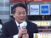 【総選挙2014】アベノミクスで正社員は38万人減った-海江田万里「民主党」代表が訴え