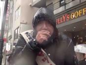 イスラム国・人質解放に向けてマック赤坂が緊急街宣