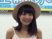 佐藤ありささんが『ナツ、瞬(まばたき)。』DVD発売記念イベント