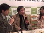 医療ジャーナリストの船瀬俊介さんが「医療の闇」を告発 新しい「衣・食・住」の在り方を呈示