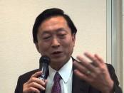 「そう、私は宇宙人です」 鳩山由紀夫・元首相が三宅洋平とのトークイベントで仰天告白