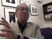 """""""薔薇刑""""細江英公さんが三島由紀夫の思い出を語る"""