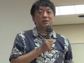 社会学者の宮台真司氏が講演「巨大システム依存からの脱却を」