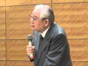 植草一秀氏、孫崎享氏らが講演「日本政治の劣化を食い止めよう」