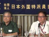 百田・自民党発言を「沖縄タイムズ」「琉球新報」編集局長が批判