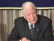 尖閣列島は日本のものである-李登輝「台湾」元総統が日本外国特派員協会にて記者会見