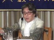 小林よしのり氏が安保法案反対!ゴーマン36連発@日本外国特派員協会