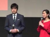東京国際映画祭ラインナップ発表会が開催 羽鳥慎一&西尾由佳里アナ、竹内結子さんがトーク