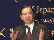 志位和夫「日本共産党」委員長が「なぜ『国民連合政府』か――政府構想の意義について」特派員協会にて講演