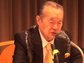 年末が余命宣告!ドクター・中松Igノーベル賞・記者会見
