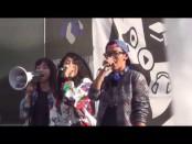 SEALDsが渋谷ハチ公前でアクション 小池晃×小野次郎×福山哲郎×玉城デニー各議員がスピーチ