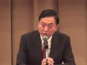 脱・対米従属を軸に野党結集を-宇宙人・鳩山由紀夫元首相が訴え
