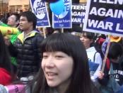 安保法制に反対する高校生一斉全国デモ