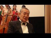 ドクター・中松が米寿…「がんがんロボット」発明!都知事選出馬示唆