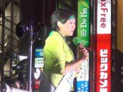 【都知事選2016】小池百合子・候補が最終演説@池袋駅西口