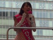 【都知事選2016】東京を消費税5%特区にする-七海ひろこ「幸福実現党」が訴え