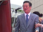 【参院選】小沢一郎・代表が選挙フェスで三宅洋平を応援演説