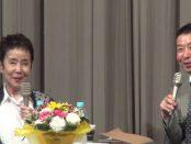 女優の奈良岡朋子さんが語る平和・戦争・ヒロシマ・映画@新藤兼人平和映画祭