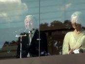 天皇陛下誕生日祝い3万8588人 一般参賀者、平成で最多